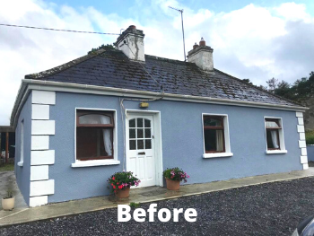 Credit Union Scheme Co. Galway - before